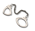Leg Irons, Nickel