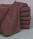 Towel, Brown 20x40 5.0 Lbs